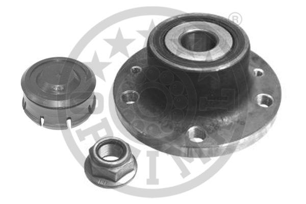 Jeu de roulements de roue - OPTIMAL - 702960