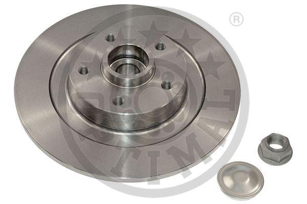 Jeu de roulements de roue - OPTIMAL - 702976BS2