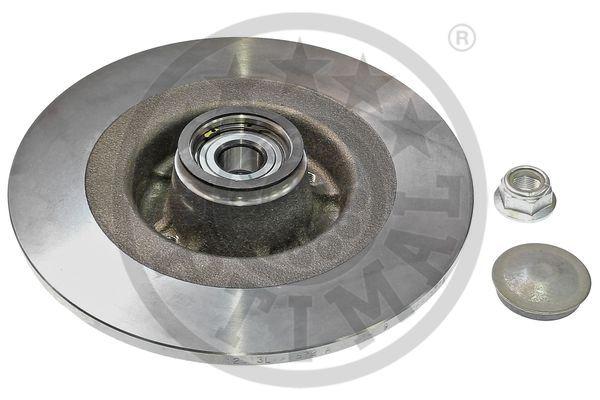 Jeu de roulements de roue - OPTIMAL - 702983BS1