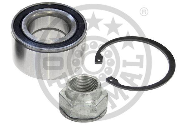 Jeu de roulements de roue - OPTIMAL - 800400