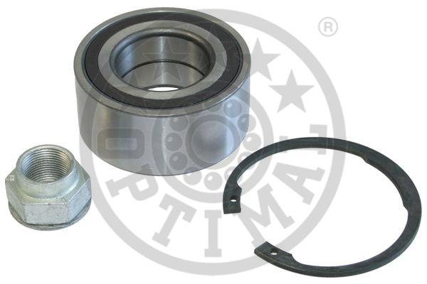 Jeu de roulements de roue - OPTIMAL - 800593