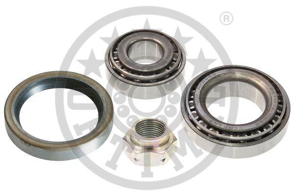 Jeu de roulements de roue - OPTIMAL - 801171