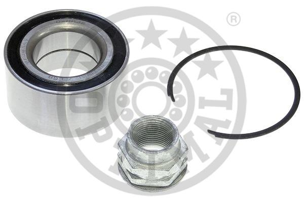 Jeu de roulements de roue - OPTIMAL - 801364