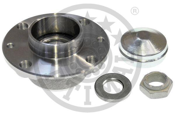 Jeu de roulements de roue - OPTIMAL - 802330