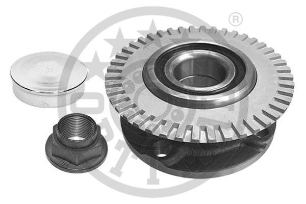 Jeu de roulements de roue - OPTIMAL - 802526