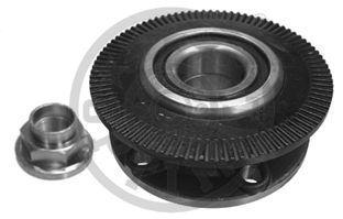 Jeu de roulements de roue - OPTIMAL - 802562