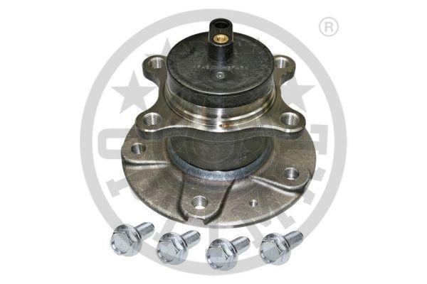 Jeu de roulements de roue - OPTIMAL - 802844