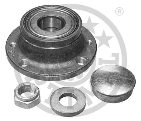 Jeu de roulements de roue - OPTIMAL - 802980