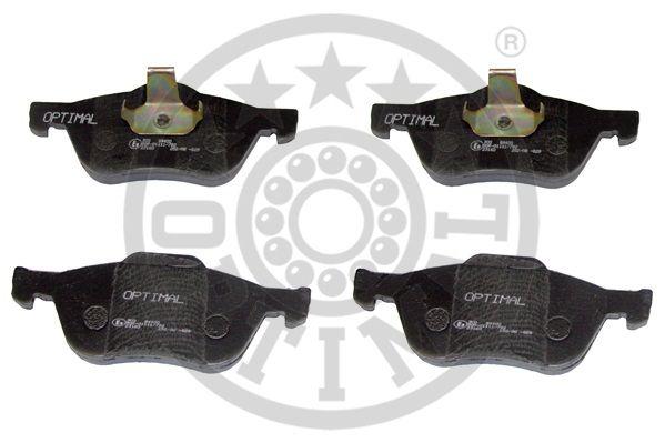 Kit de plaquettes de frein, frein à disque - OPTIMAL - 84400
