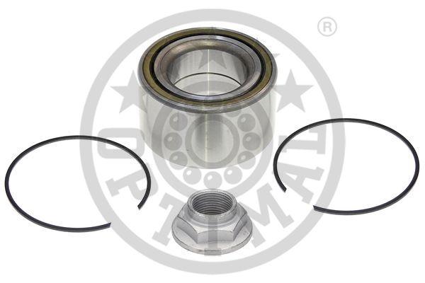 Jeu de roulements de roue - OPTIMAL - 881534