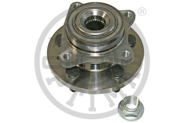 Jeu de roulements de roue - OPTIMAL - 881717
