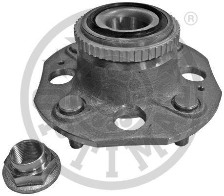 Jeu de roulements de roue - OPTIMAL - 882729