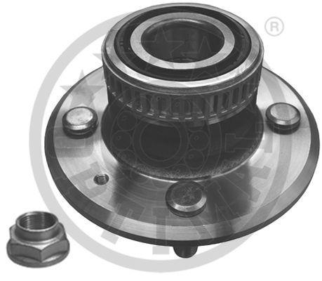 Jeu de roulements de roue - OPTIMAL - 882896