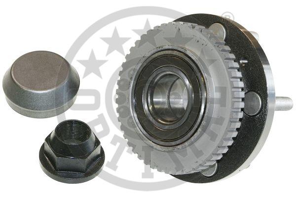 Jeu de roulements de roue - OPTIMAL - 891333