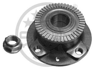 Jeu de roulements de roue - OPTIMAL - 892498