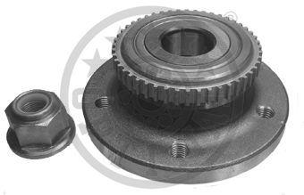Jeu de roulements de roue - OPTIMAL - 892735