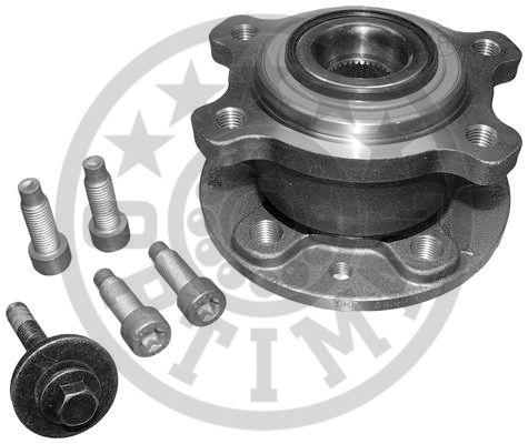 Jeu de roulements de roue - OPTIMAL - 892892
