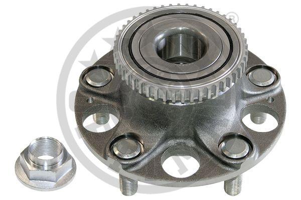 Jeu de roulements de roue - OPTIMAL - 912003