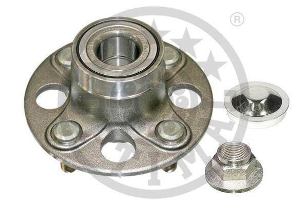 Jeu de roulements de roue - OPTIMAL - 912124