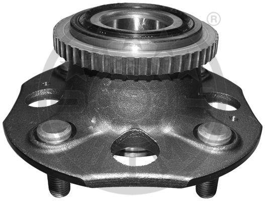 Jeu de roulements de roue - OPTIMAL - 912292