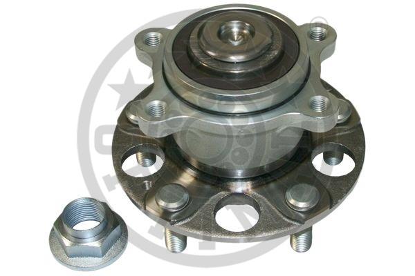 Jeu de roulements de roue - OPTIMAL - 912358