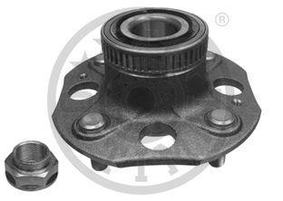 Jeu de roulements de roue - OPTIMAL - 912775