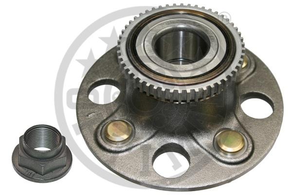 Jeu de roulements de roue - OPTIMAL - 912786