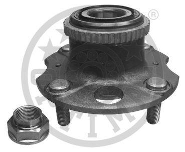 Jeu de roulements de roue - OPTIMAL - 912803