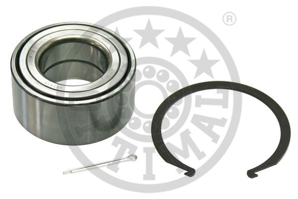 Jeu de roulements de roue - OPTIMAL - 921906
