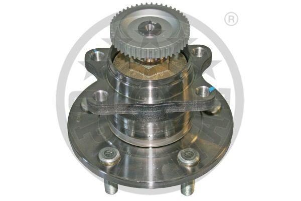 Jeu de roulements de roue - OPTIMAL - 922086