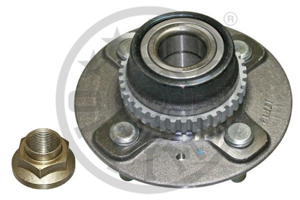 Jeu de roulements de roue - OPTIMAL - 922144