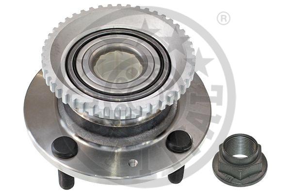Jeu de roulements de roue - OPTIMAL - 922219
