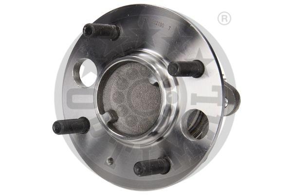 Jeu de roulements de roue - OPTIMAL - 922223