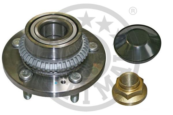 Jeu de roulements de roue - OPTIMAL - 922872
