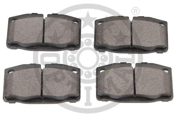 Kit de plaquettes de frein, frein à disque - OPTIMAL - 9360