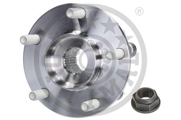 Jeu de roulements de roue - OPTIMAL - 941401
