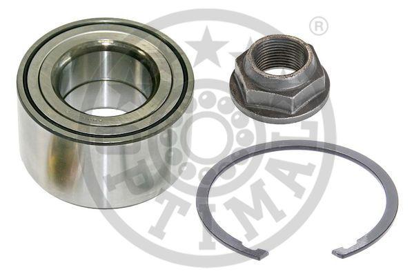 Jeu de roulements de roue - OPTIMAL - 941605