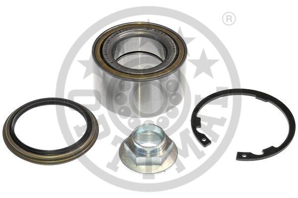 Jeu de roulements de roue - OPTIMAL - 941941