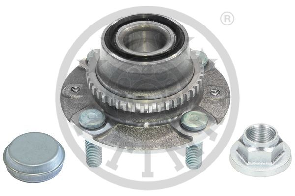 Jeu de roulements de roue - OPTIMAL - 942177