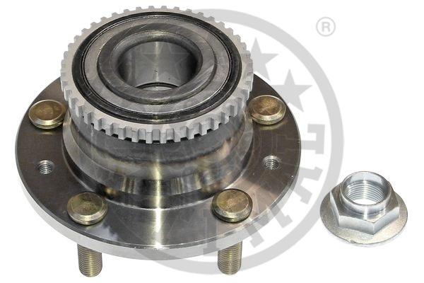 Jeu de roulements de roue - OPTIMAL - 942273