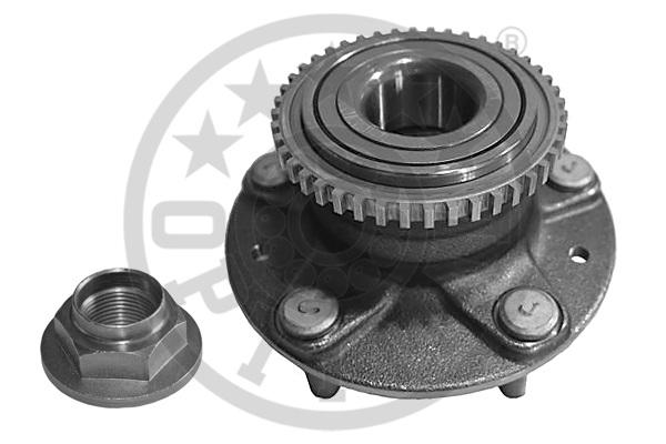 Jeu de roulements de roue - OPTIMAL - 942291