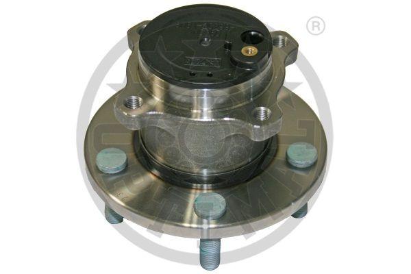Jeu de roulements de roue - OPTIMAL - 942502