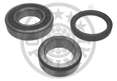 Jeu de roulements de roue - OPTIMAL - 942619
