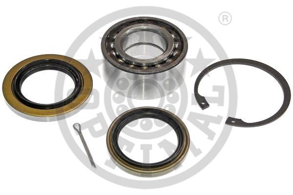 Jeu de roulements de roue - OPTIMAL - 951449