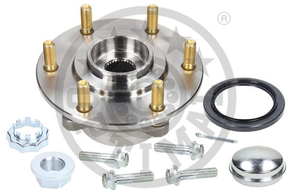 Jeu de roulements de roue - OPTIMAL - 951744L