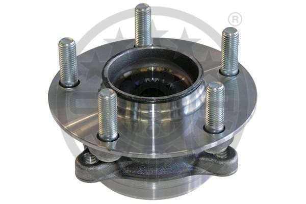 Jeu de roulements de roue - OPTIMAL - 951831L