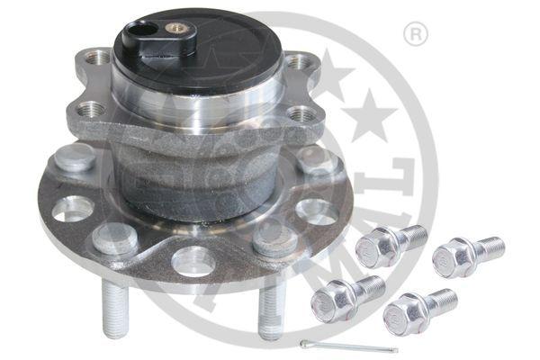 Jeu de roulements de roue - OPTIMAL - 952706