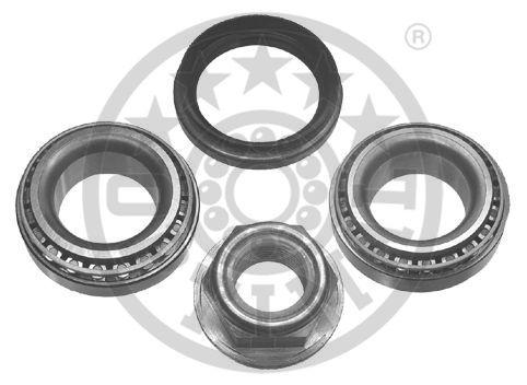Jeu de roulements de roue - OPTIMAL - 952710