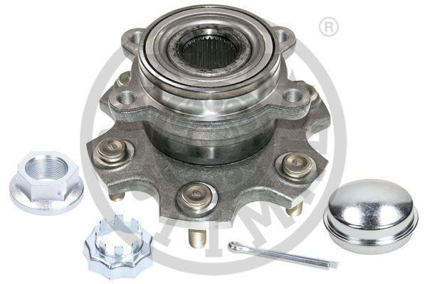 Jeu de roulements de roue - OPTIMAL - 952755L