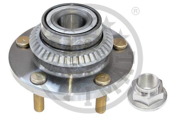 Jeu de roulements de roue - OPTIMAL - 952806